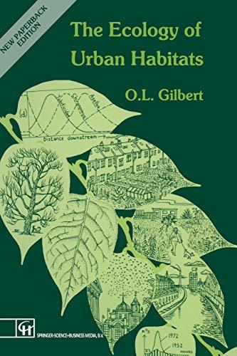 9780412455001: The Ecology of Urban Habitats