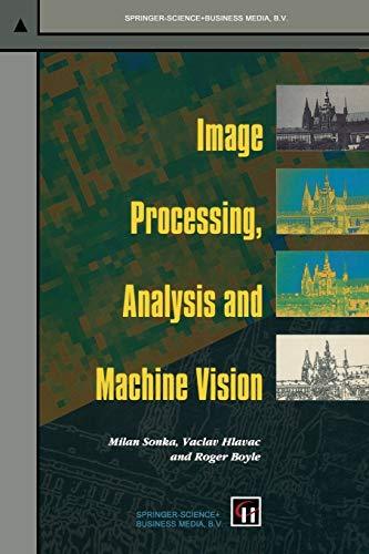 9780412455704: Image Processing, Analysis and Machine Vision (Chapman & Hall Computing Series)
