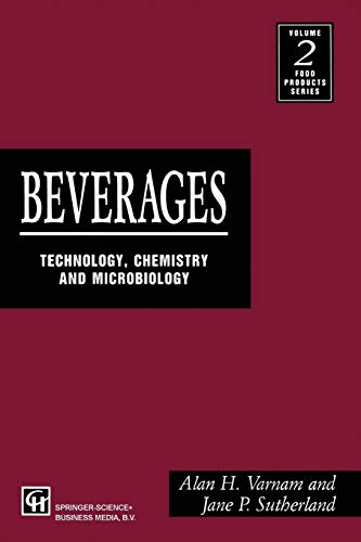 9780412457203: Beverages: Technology, Chemistry and Microbiology (Food Products)