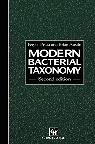 9780412461200: Modern Bacterial Taxonomy