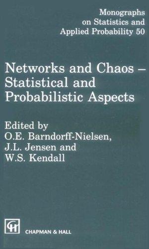 Networks and Chaos: 1st Seminaire Europeen De: Jens L. Jensen,