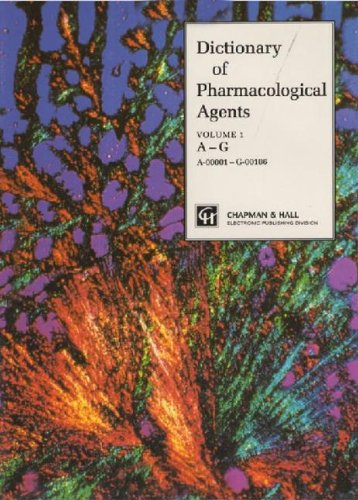9780412466304: Dictionary of Pharmacological Agents