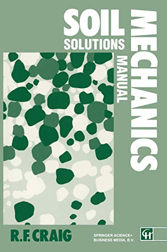 9780412472305: SOIL MECHANICS SOLUTION MAN PB
