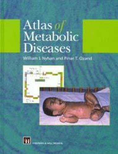 9780412479601: Atlas of Metabolic Diseases