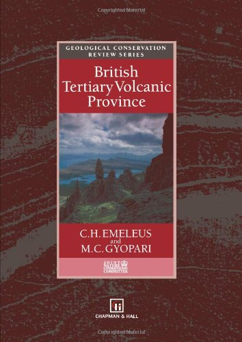9780412479809: British Tertiary Volcanic Province (Geological Conservation Review Series, No 4)