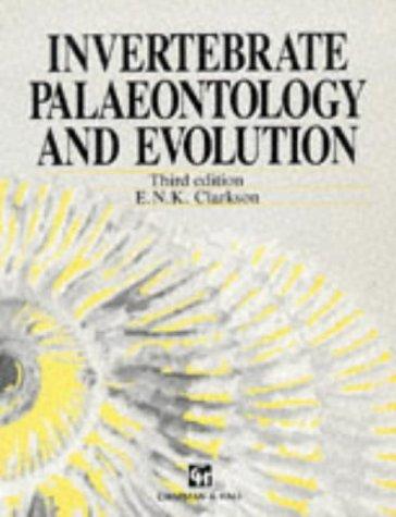 9780412479908: Invertebrate Paleontology and Evolution