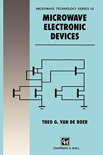 9780412482007: Microwave Electronic Devices (Microwave and RF Techniques and Applications)