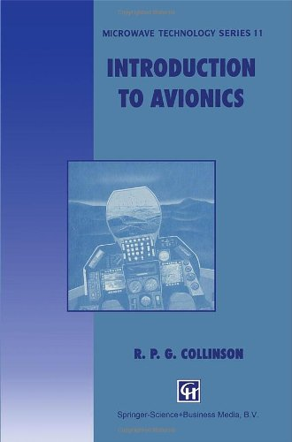 9780412482502: Introduction to Avionics (Microwave Technology Series 11)