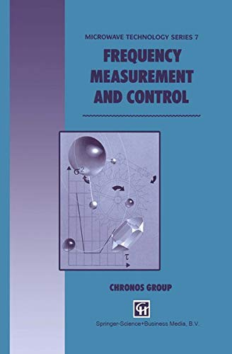 9780412482700: Frequency Measurement and Control (Microwave and RF Techniques and Applications)