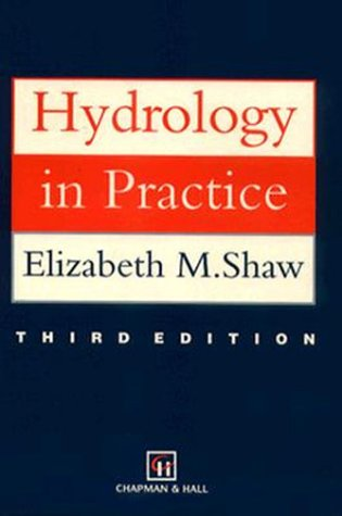 9780412482908: Hydrology in Practice