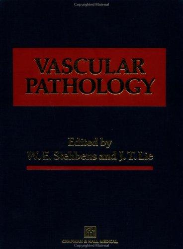 9780412486401: Vascular Pathology