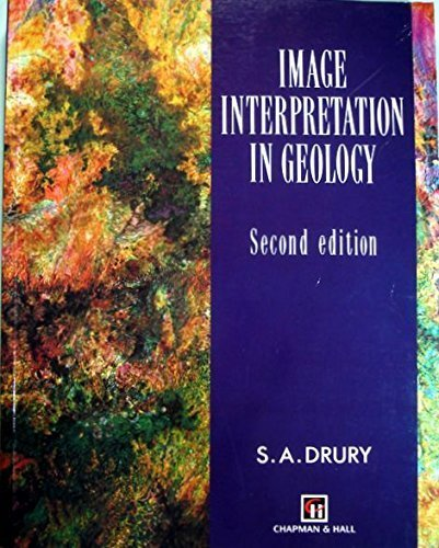 9780412488801: Image Interpretation in Geology - 2nd Edition