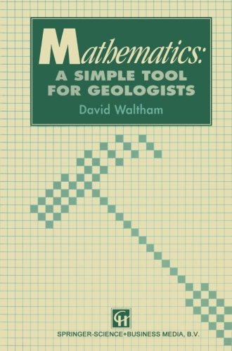9780412492105: Mathematics: A Simple Tool For Geologists