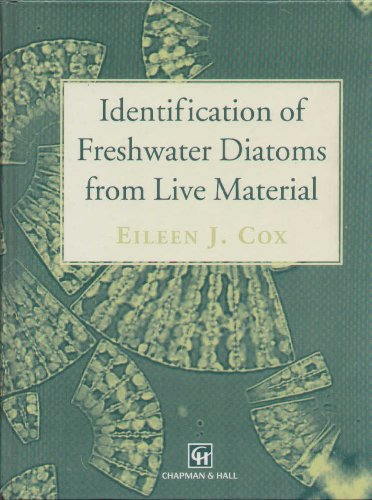 9780412493805: Identification of Freshwater Diatoms from Live Material