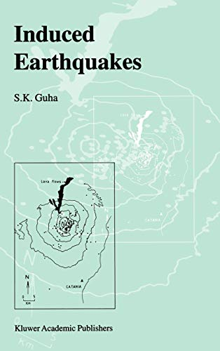 9780412498701: Induced Earthquakes