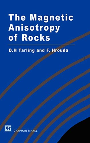9780412498800: Magnetic Anisotropy of Rocks