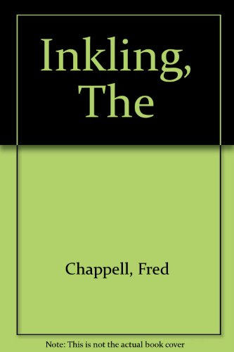 9780412522109: Inkling, The