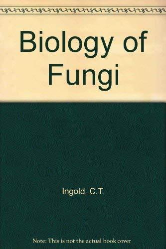 9780412532108: Biology of Fungi
