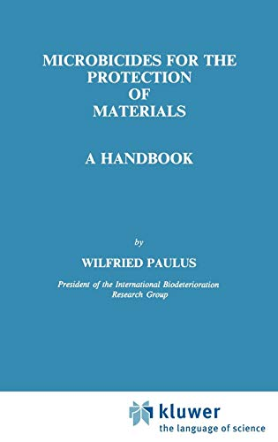9780412534508: Microbicides for the Protection of Materials: A Handbook