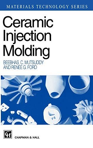 9780412538100: Ceramic Injection Molding
