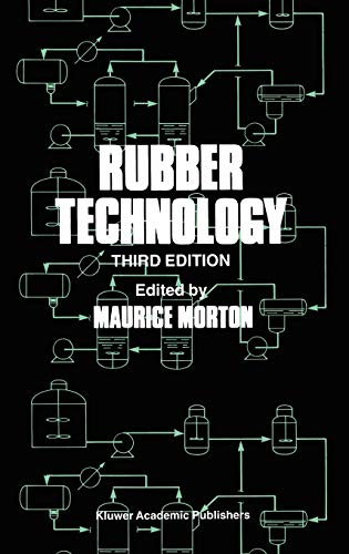 9780412539503: Rubber Technology