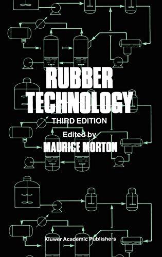 9780412539503: Rubber Technology
