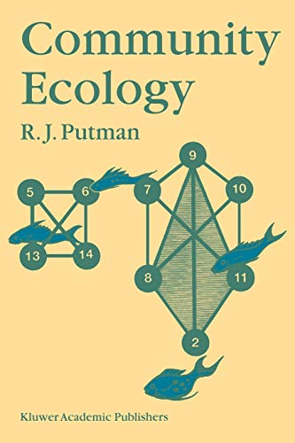 9780412545009: Community Ecology
