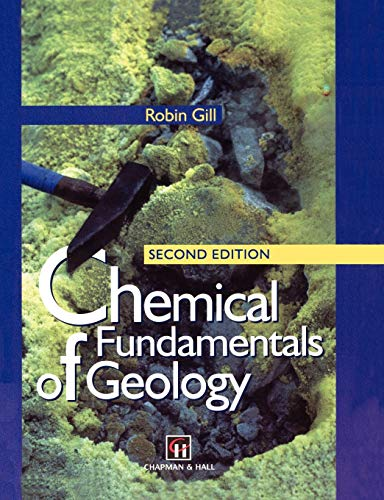 9780412549304: Chemical Fundamentals of Geology