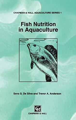 9780412550300: Fish Nutrition in Aquaculture (Aquaculture Series)