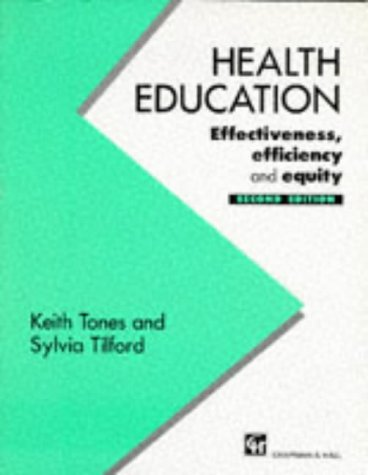 9780412551109: Health Education:
