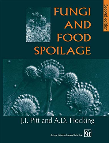 9780412554605: Fungi and Food Spoilage