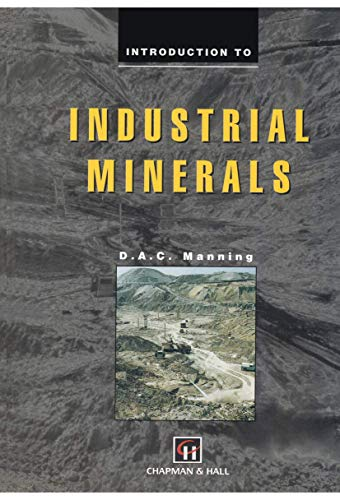 9780412555503: Introduction to Industrial Minerals
