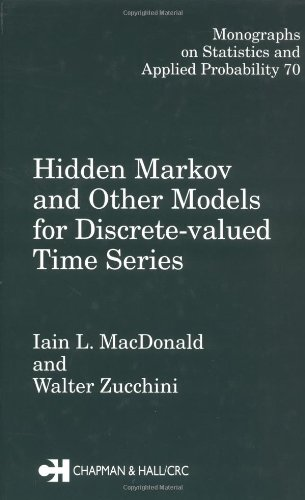 Hidden Markov and Other Models for Discrete-valued: MacDonald, Iain L.