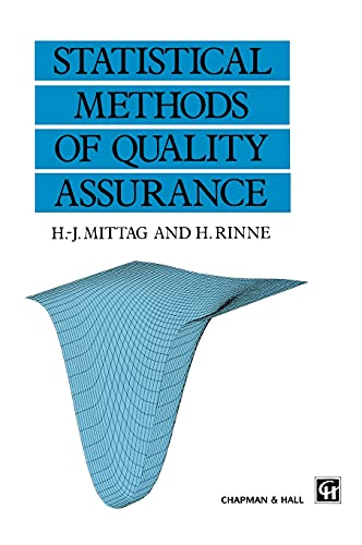 9780412559808: Statistical Methods of Quality Assurance