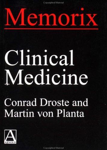 9780412560507: Memorix Clinical Medicine (Memorix Series)