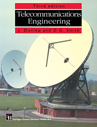 9780412562709: Telecommunications Engineering