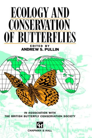 9780412569708: Ecology and Conservation of Butterflies (Applications Series; 1)