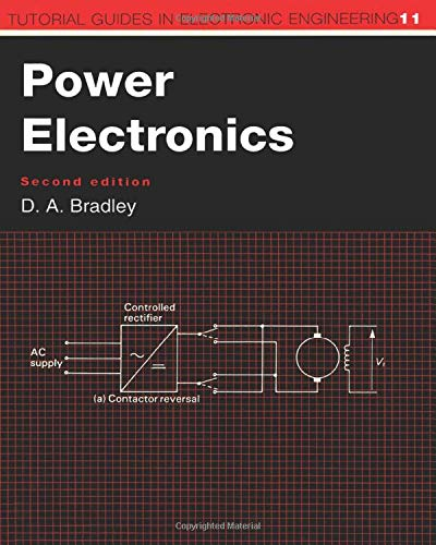 9780412571008: Power Electronics, 2nd Edition (Tutorial Guides in Electronic Engineering)