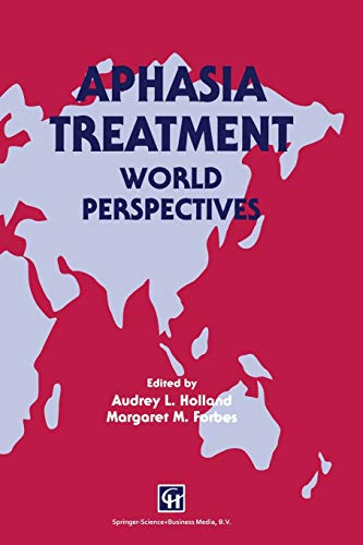 9780412572104: Aphasia Treatment: World Perspectives