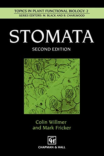 9780412574306: Stomata (Topics in Plant Functional Biology)