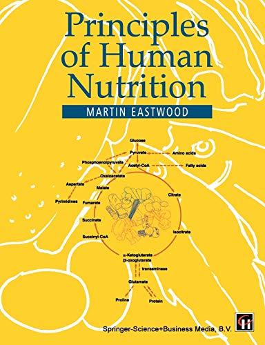 9780412576508: Principles Nutrition