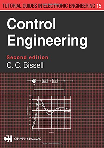 9780412577109: Control Engineering, 2nd Edition (Tutorial Guides in Electronic Engineering)