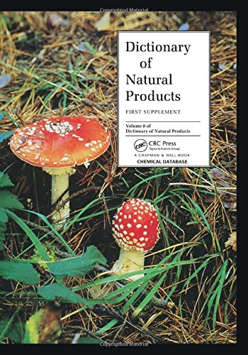 9780412577802: Dictionary of Natural Products (Dictionary of Natural Products, Vol 8)