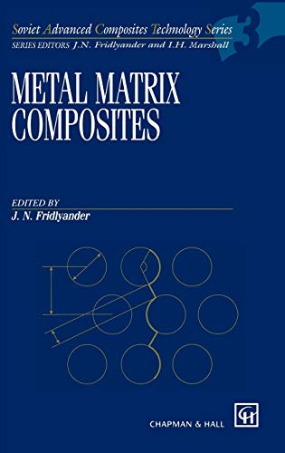 Metal Matrix Composites: 3 (Soviet Advanced Composites