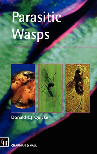 9780412583506: Parasitic Wasps