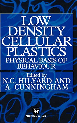 9780412584107: Low density cellular plastics: Physical basis of behaviour