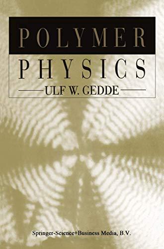 9780412590207: Polymer Physics