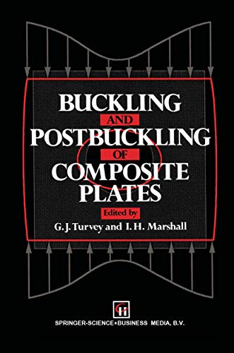 9780412591204: Buckling and Postbuckling of Composite Plates