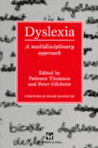 9780412596902: Dyslexia: A Multidisciplinary Approach