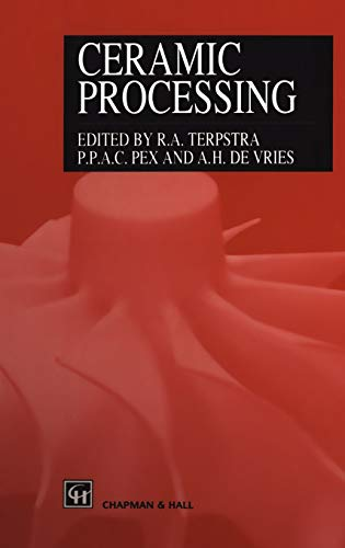 9780412598302: Ceramic Processing